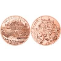 Austrija 2014 10 eurų - Salzburgas