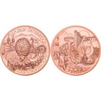 Austrija 2014 10 eurų - Tirol
