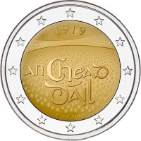 Airija 2019 Airijos parlamento 100-metis