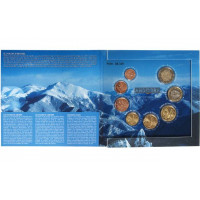 Andora 2014 Euro monetų BU rinkinys