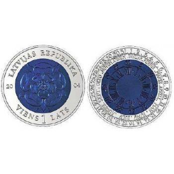 Latvija 2004 Laiko moneta I
