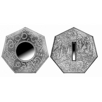 Latvija 2006 Skaičių moneta