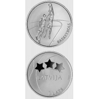 Latvija 2008 Krepšinis