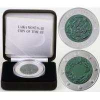 Latvija 2010 Laiko moneta III