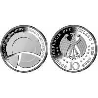 Vokietija 2010 10 euro Porzellanherstellung F