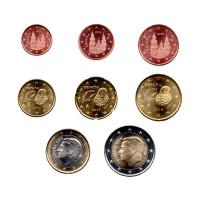 Ispanija 2019 Euro Monetų UNC Rinkinys