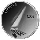 Lietuva 2020 1.5 euro Vilties moneta