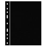 Leuchtturm tarpiniai juodi lapai OPTIMA albumui