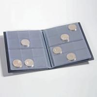 Leuchtturm albumas monetoms ROUTE 8 lapai po 12 monetų