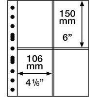 Leuchtturm įmautės GRANDE keturių krypčių padalijimas