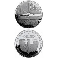 Vokietija 2005 10 euro Nationalpark D