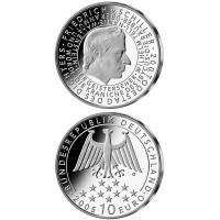 Vokietija 2005 10 euro Todestag von Friedrich Schiller G