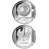 Vokietija 2008 10 euro Himmelsscheibe von Nebra A