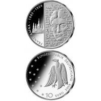 Vokietija 2008 10 euro  Franz Kafka G