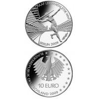 Vokietija 2009 10 euro Leichtathletik-WM