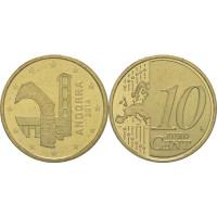 Andora 2014 10 Centų