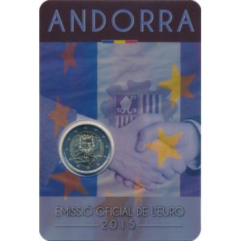 Andora 2015 ES muitų sąjungos 25-metis