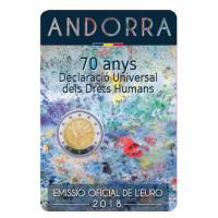 Andora 2018 Žmogaus teisės
