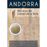 Andora 2019 Žemės taryba