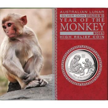Australija 2016 Beždžionės metai