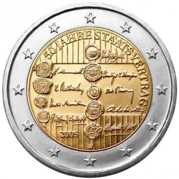 Austrija 2005 Austrijos Valstybės sutarties penkiasdešimtmetis