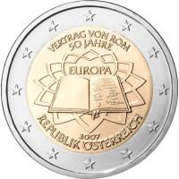 Austrija 2007 Romos sutarties 50-osios metinės