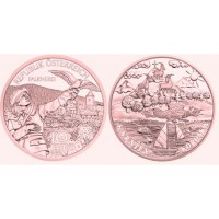 Austrija 2012 10 eurų - Sakalas