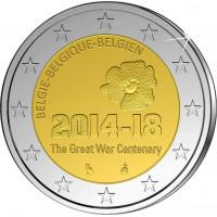Belgija 2014 Pirmojo pasaulinio karo pradžios 100-osios metinės