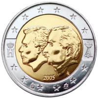 Belgija 2005 Belgijos ir Liuksemburgo ekonominė sąjunga