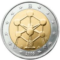 Belgija 2006 Atomiumas