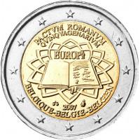 Belgija 2007 Romos sutarties 50-osios metinės