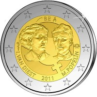 Belgija 2011 Tarptautinės moters dienos 100‑osios metinės