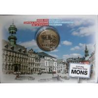 Belgija 2015 5 eurai Europos kultūros sostinė