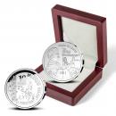 Belgija 2017 10 eurų Charles De Coster