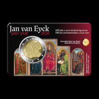 Belgija 2020 Jan van Eyck BU