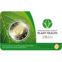 Belgija 2020 Tarptautiniai augalų apsaugos metai