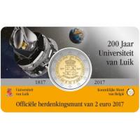 Belgija 2017 Lježo universitetui 200 metų