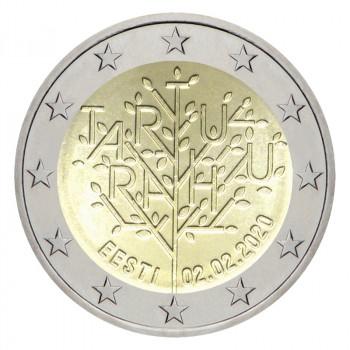Estija 2020 Tartu taikos sutartis
