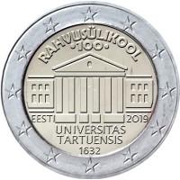 Estija 2019 Tartu Universitetas