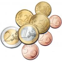 Kipras 2016 Euro monetų UNC rinkinys
