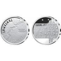 Suomija 2005 Nežinomas karys BU