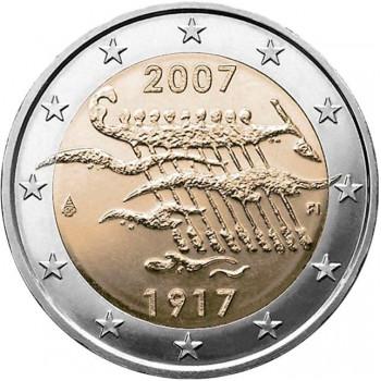 Suomija 2007 Suomijos nepriklausomybės 90-osios metinės
