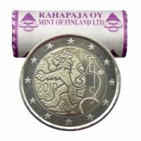 Suomija 2010 1860 m. Valiutos dekretas Rulonas