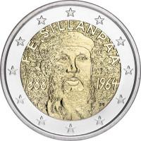 Suomija 2013 125-osios Nobelio premijos laureato rašytojo F. E. SILANPĖS (F. E. SILLANPÄÄ) gimimo metinės