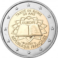 Prancūzija 2007 Romos sutarties 50-osios metinės