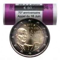 Prancūzija 2010 Birželio 18-os kreipimosi 70-osios metinės Rulonas