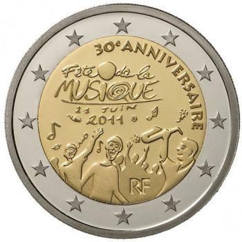 Prancūzija 2011 Muzikos šventės 30-osios metinės