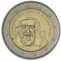 Prancūzija 2012 100-osios Tėvo Pjero (Abbé Pierre), kuris Prancūzijoje žinomas kaip vargšų globėjas, gimimo metinės
