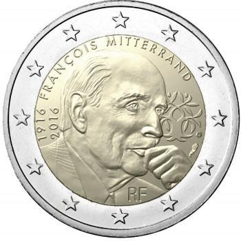 Prancūzija 2016 Francois Mitterrand
