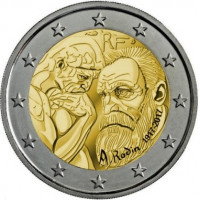 Prancūzija 2017 Auguste Rodin